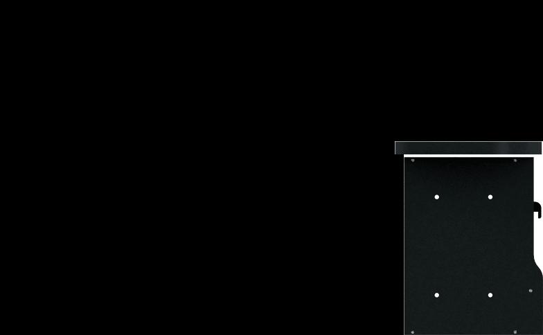 右面:1段<br>左面:なし