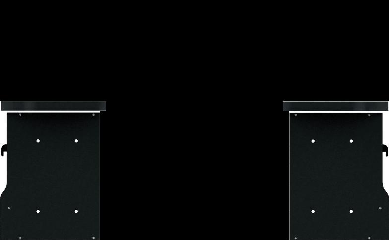 右面:1段<br>左面:1段